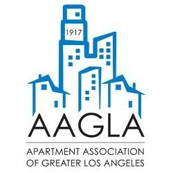 aagla apartment association of greater los angeles logo