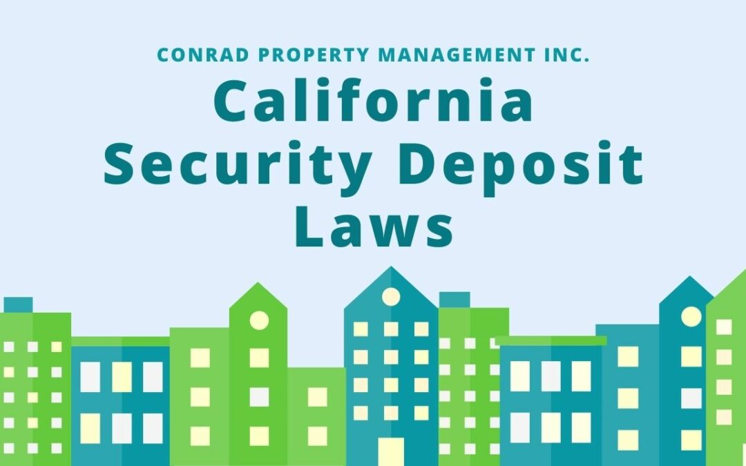 California Security Deposit Laws